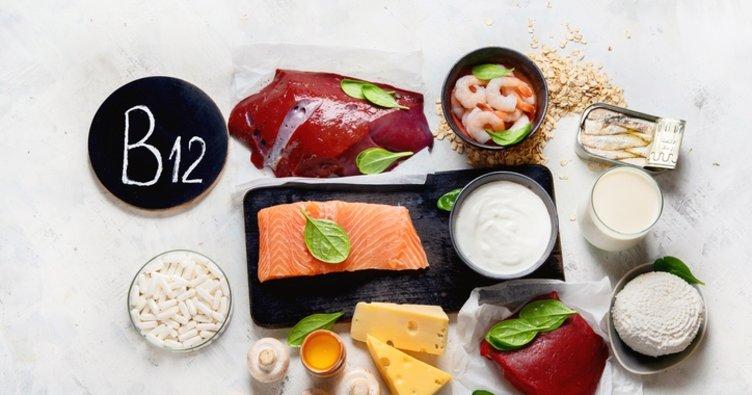 B12 eksikliğine ne iyi gelir? B12 eksikliğine iyi gelen yiyecekler nelerdir?