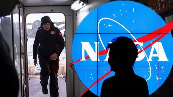 Türk ekibinin Antarktika'ya ayak bastığı sırada NASA'nın ilginç bir çalışması ortaya çıktı.