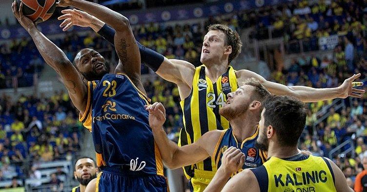 Fenerbahçe'den THY Avrupa Ligi'ne farklı başlangıç