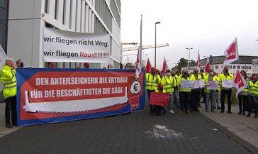 Almanya'da binlerce çalışan greve gidiyor