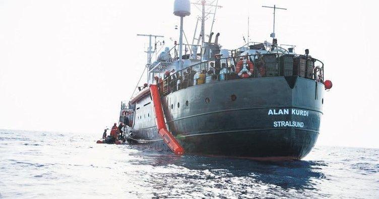 Akdeniz'de gergin bekleyiş
