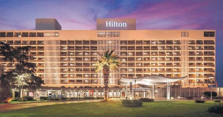 Aydın Doğan, Hilton Bosphorus'u satışa çıkardı
