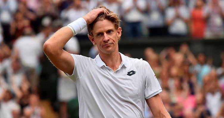 Wimbledon'da tarihi yarı finalde Kevin Anderson finalde