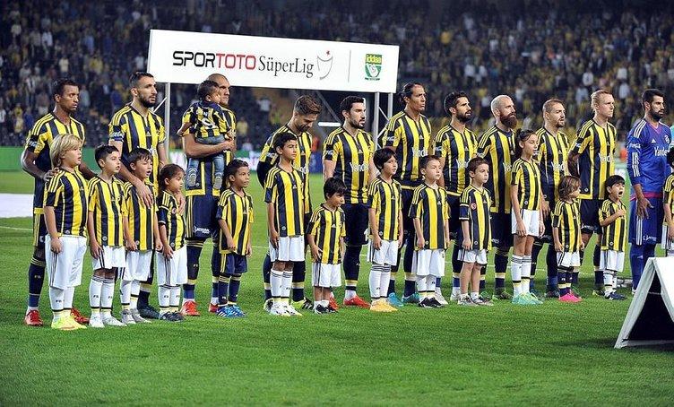 Fenerbahçe'den sürpriz transfer hamlesi