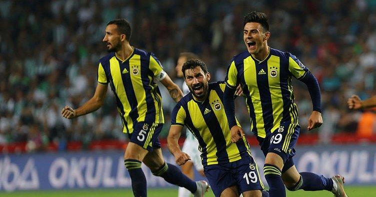 Fenerbahçe'nin Elması var
