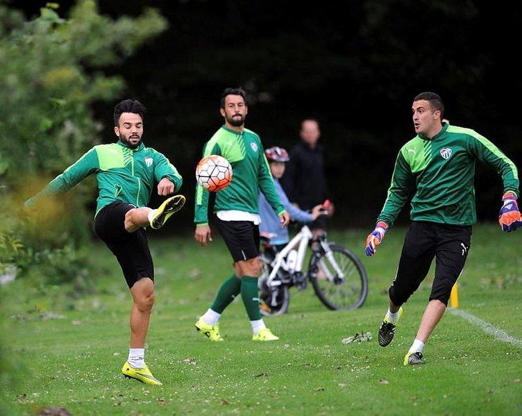 Volkan Şen: Fenerbahçe'de oynamak istiyorum