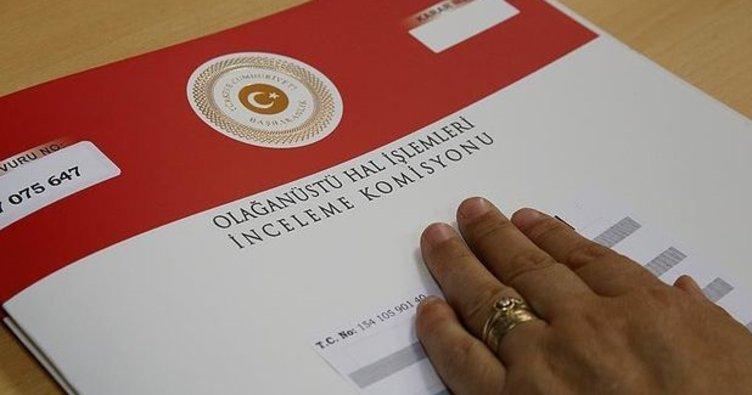 Son dakika: OHAL Komisyonu 17 bin başvuruyu karara bağladı
