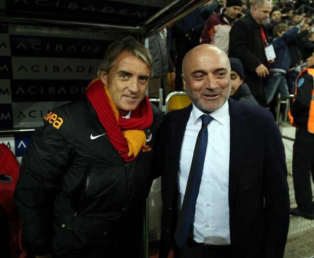K. Erciyesspor - Galatasaray maçından kareler