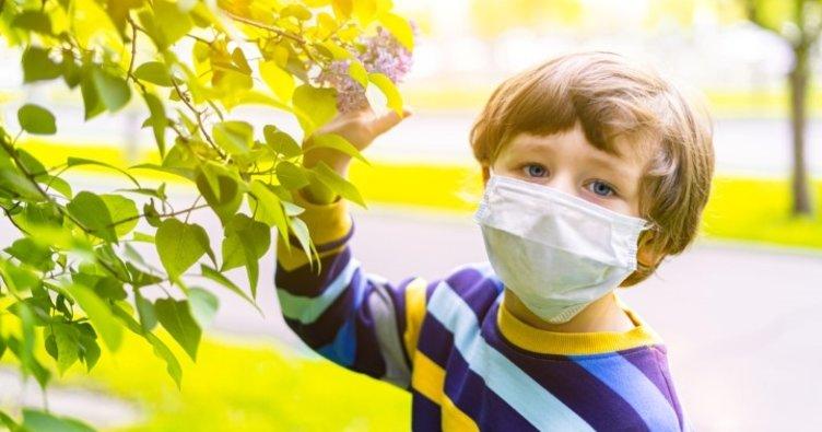 Dikkat! Her 3 çocuktan biri alerjik