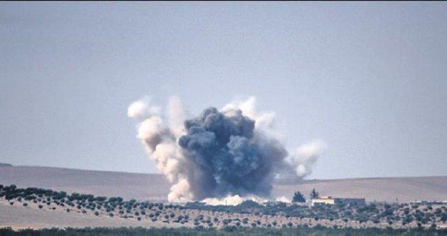 Türk jetleri 25 gün sonra El Bab'ı vurdu