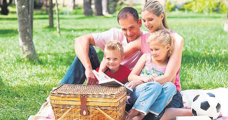 Tatil aile bağlarını güçlendirmek için bir fırsattır
