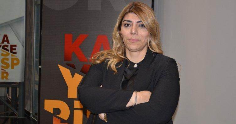 Kayserispor Başkanı Berna Gözbaşı: Bize göre ligler bitmiştir