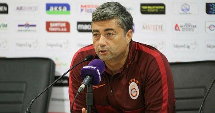 Levent Şahin: Eğer maç 1-0 gitseydi 3 dakika uzatma verilecek miydi
