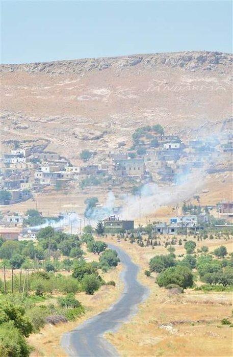 Mardin'de karakola bombalı saldırı