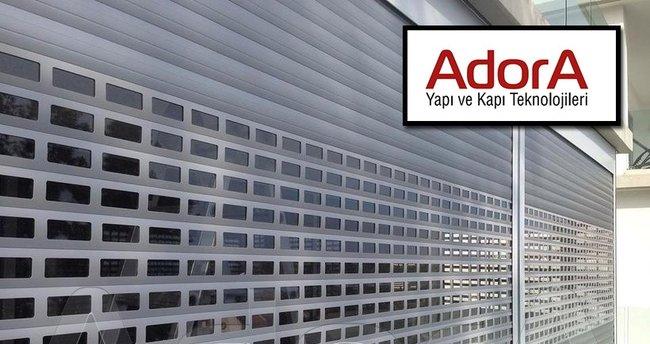 Yapı ve kapı teknolojilerinde yeni isim: Adora