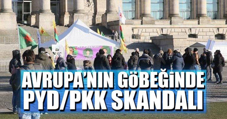 Almanya'da PKK skandalı