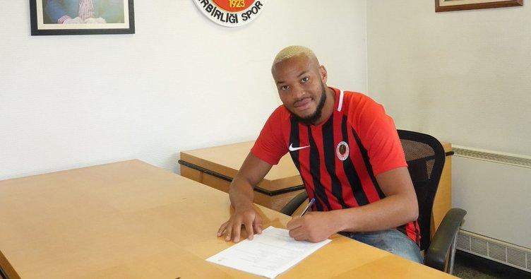 Gençlerbirliği'nde transfer: Pierre-Yves Polomat