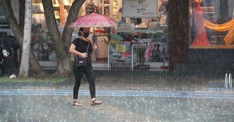 Meteoroloji'den son dakika hava durumu uyarısı: Başlıyor