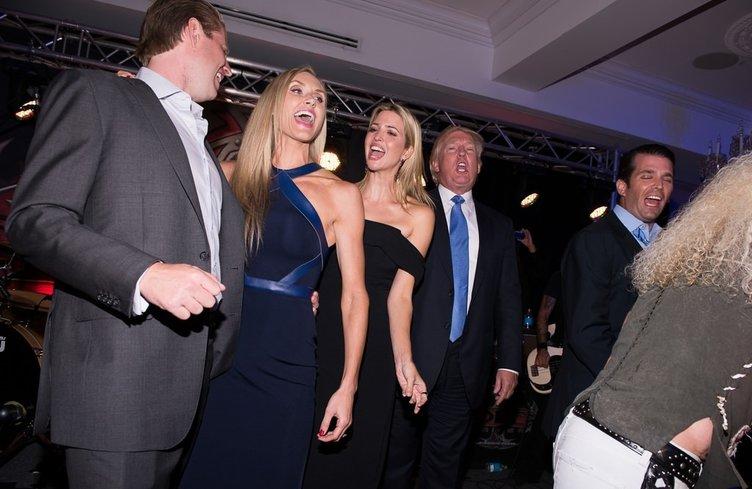 Ivanka Trump markasının satışları 6'ya katlandı!