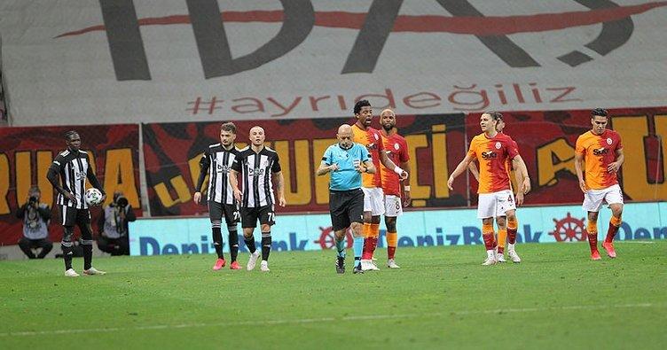 Galatasaray-Beşiktaş derbisindeki penaltı kararları doğru mu? Erman Toroğlu yorumladı