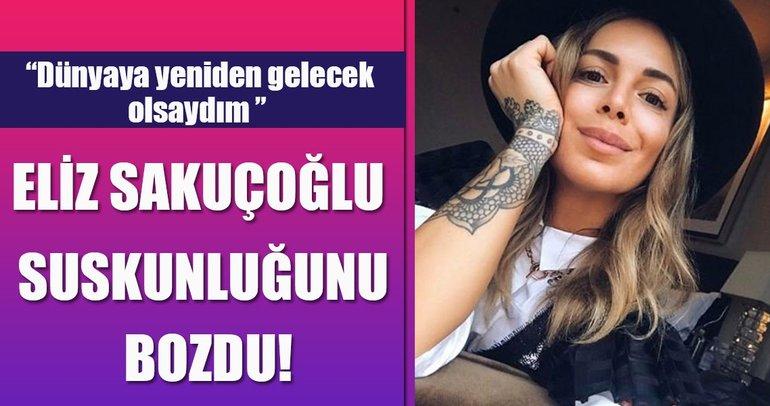 Kardeşi ameliyatla erkek olan Eliz Sakuçoğlu'ndan açıklama!