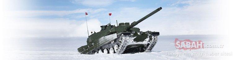 Altay tankının seri üretim sözleşmesi yarın imzalanacak