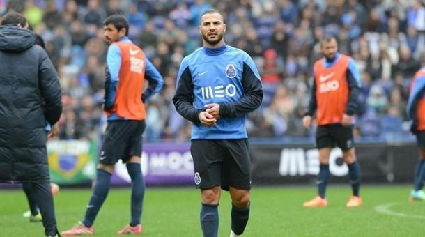 Quaresma, Porto'da ilk antrenmanında