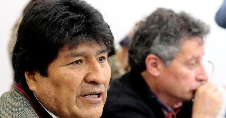 Bolivya'da şiddet eylemleri istifa getirdi