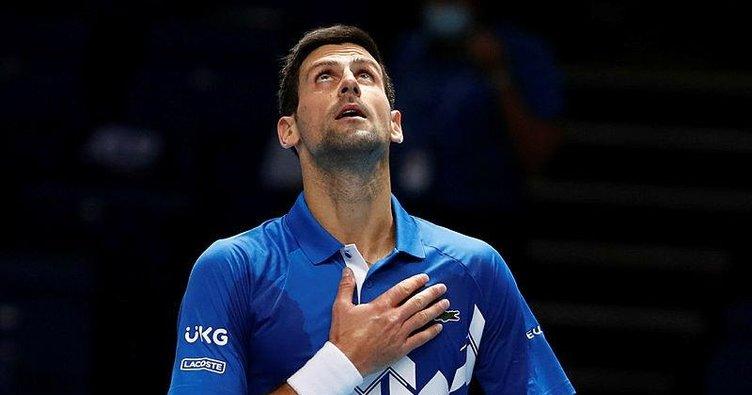 Novak Djokovic Alexander Zverev'i 2-0 mağlup etti!