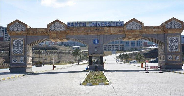 Bartın Üniversitesi 34 Öğretim Üyesi alacak