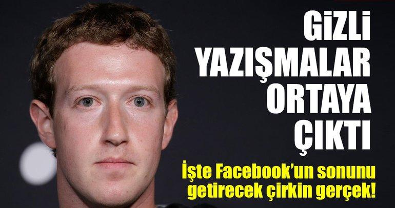 Son Dakika: Facebook'u zora sokan 'Çirkin gerçek' yazışması