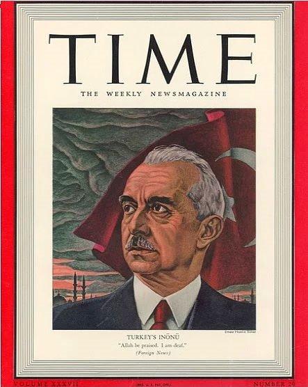Time Dergisine Kapak Olan 10 Türk