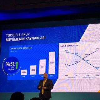 Turkcellin dijital operatör dönüşümü rekor getirdi