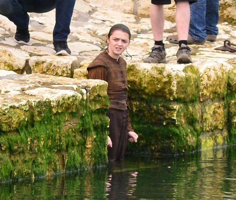 Game of Thrones 6. sezon set fotoğrafları