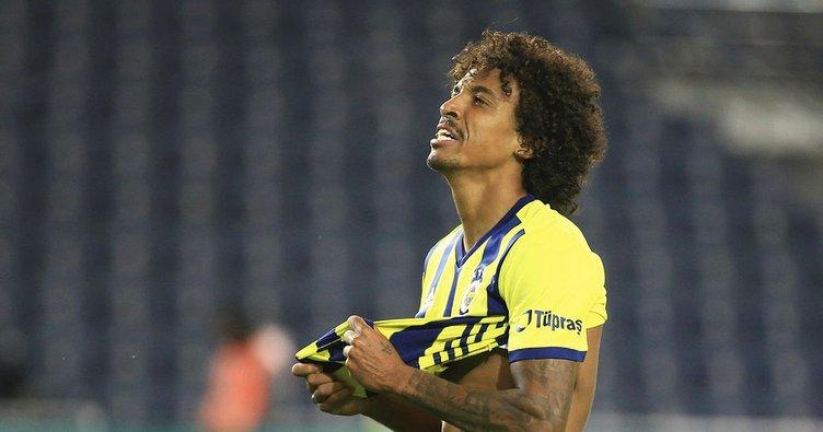 Fenerbahçe'ye Luiz Gustavo müjdesi! Antrenmanda yer aldı...