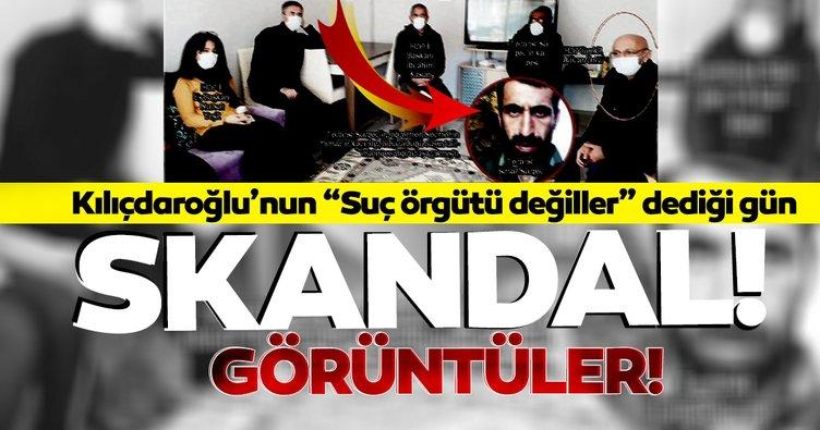 Son dakika haberi: Kılıçdaroğlu'nun 'Suç örgütü değiller' dediği gün skandal görüntü ortaya çıktı!