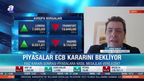 Chris Bailey: Euro dolara karşı güç kazanabilir