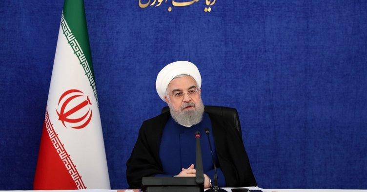 İran Cumhurbaşkanı Ruhani'den ateşkes açıklaması