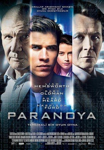 Paranoya filminden kareler