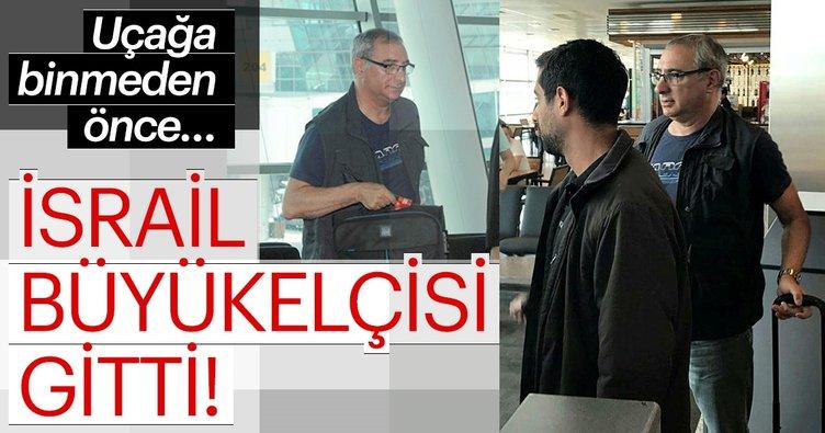 Son dakika: Türkiye'den ikinci hamle! İsrail'e dönüyor...