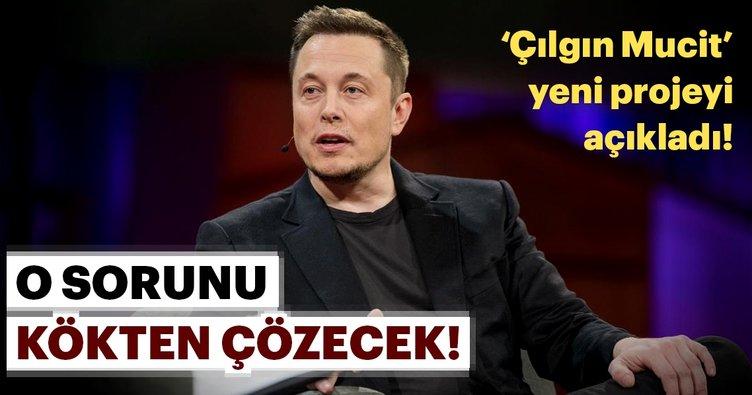 Elon Musk trafik sorununu 'Loop' toplu taşıma sistemiyle çözecek