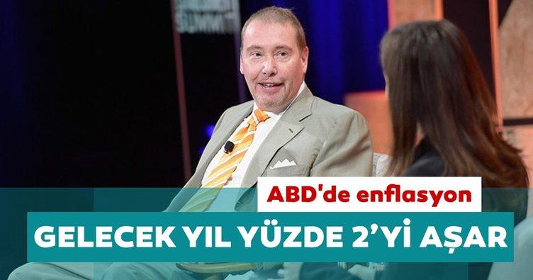 Gundlach: ABD'de enflasyon gelecek yıl yüzde 2'yi aşar