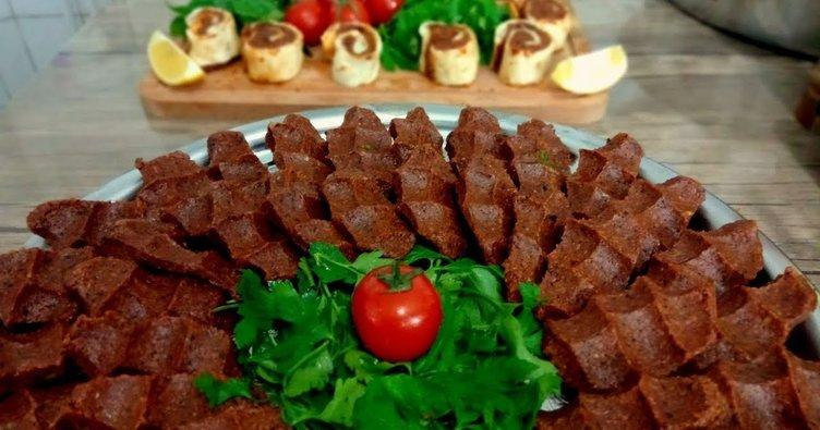 En lezzetli çiğ köfte tarifi ve malzemeleri: Evde kolay ve hızlı çiğ köfte tarifi nasıl yapılır?