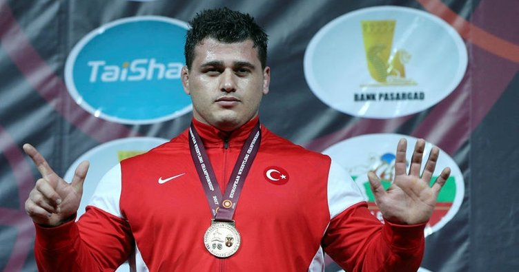 Rıza Kayaalp Avrupa Şampiyonu!
