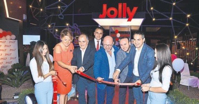 Jolly Tur'dan yeni merkez