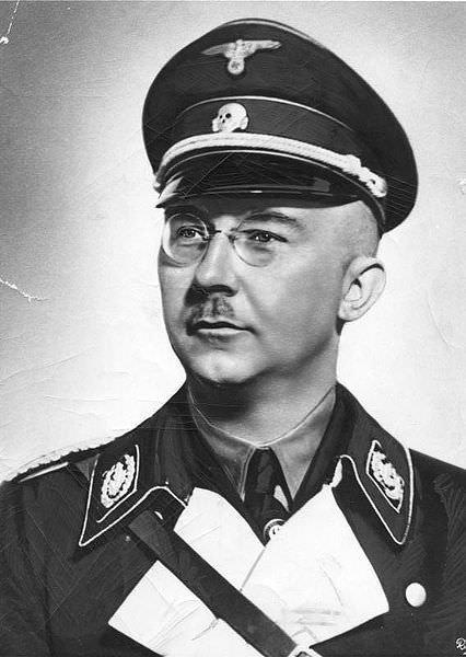 Hitlerin Sağ Kolu Heinrich Himmler Galeri Dünya 30 Nisan 2019