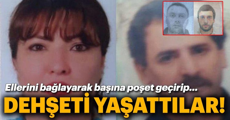 İstanbul'da kan donduran gasp olayı!