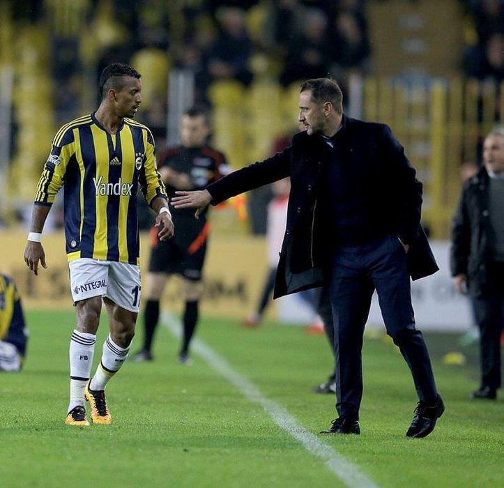 Fenerbahçe'de Nani depremi
