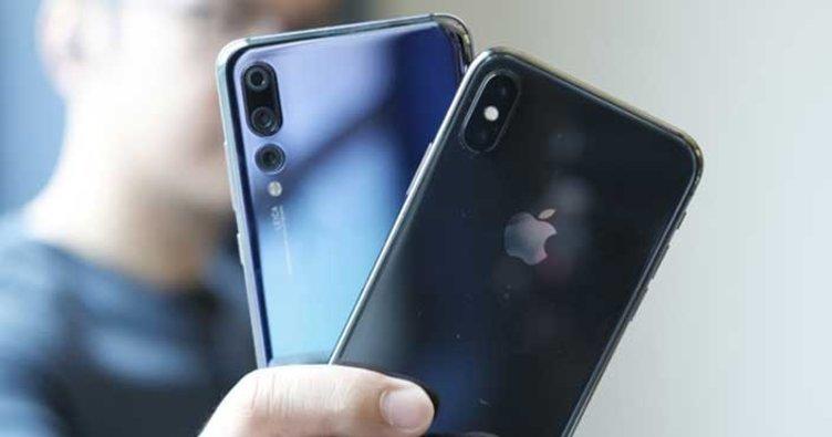 Apple koltuğunu Huawei'ye kaptırdı!