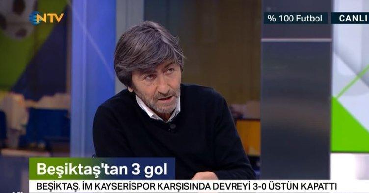 """Son dakika haberi: Rıdvan Dilmen'den flaş açıklamalar! """"İnsanların aklıyla alay edilmesin…"""""""